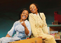 Photo from the Color Purple Musical