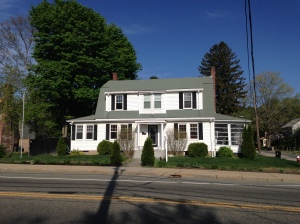 house for sale - Boston suburb
